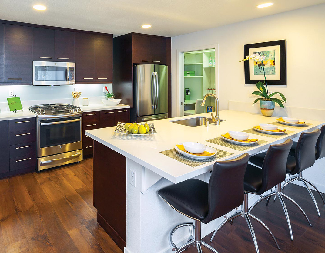 Preserve at Marin Apartment Homes - Corte Madera, CA - Interior Kitchen