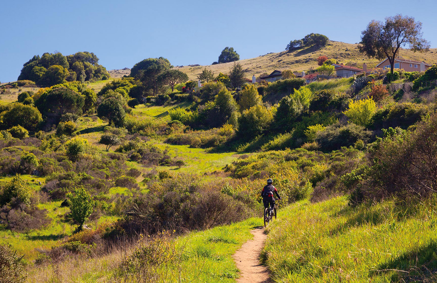 Preserve at Marin Apartment Homes - Corte Madera, CA - Hiking Path