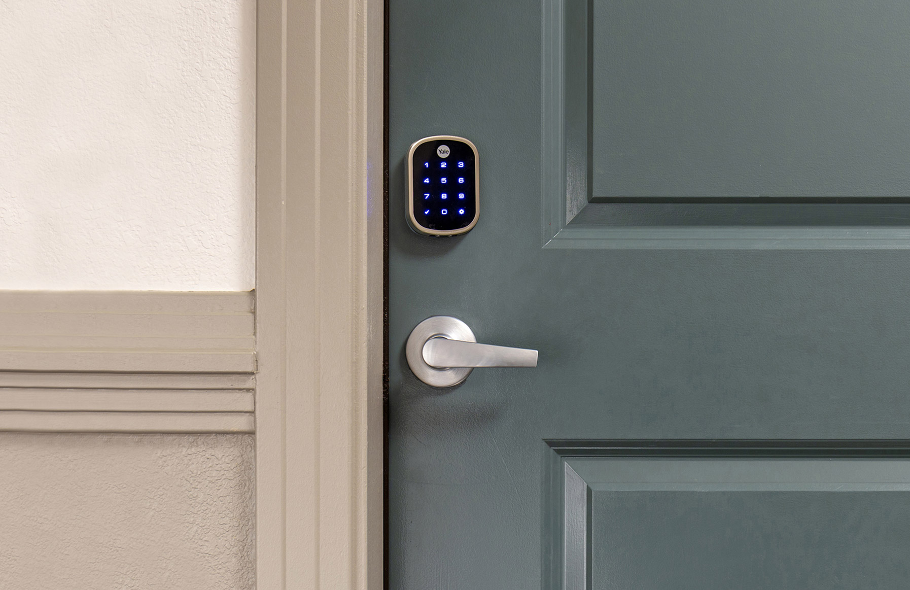 Preserve at Marin Apartment Homes - Corte Madera, CA - Smart Door Locks