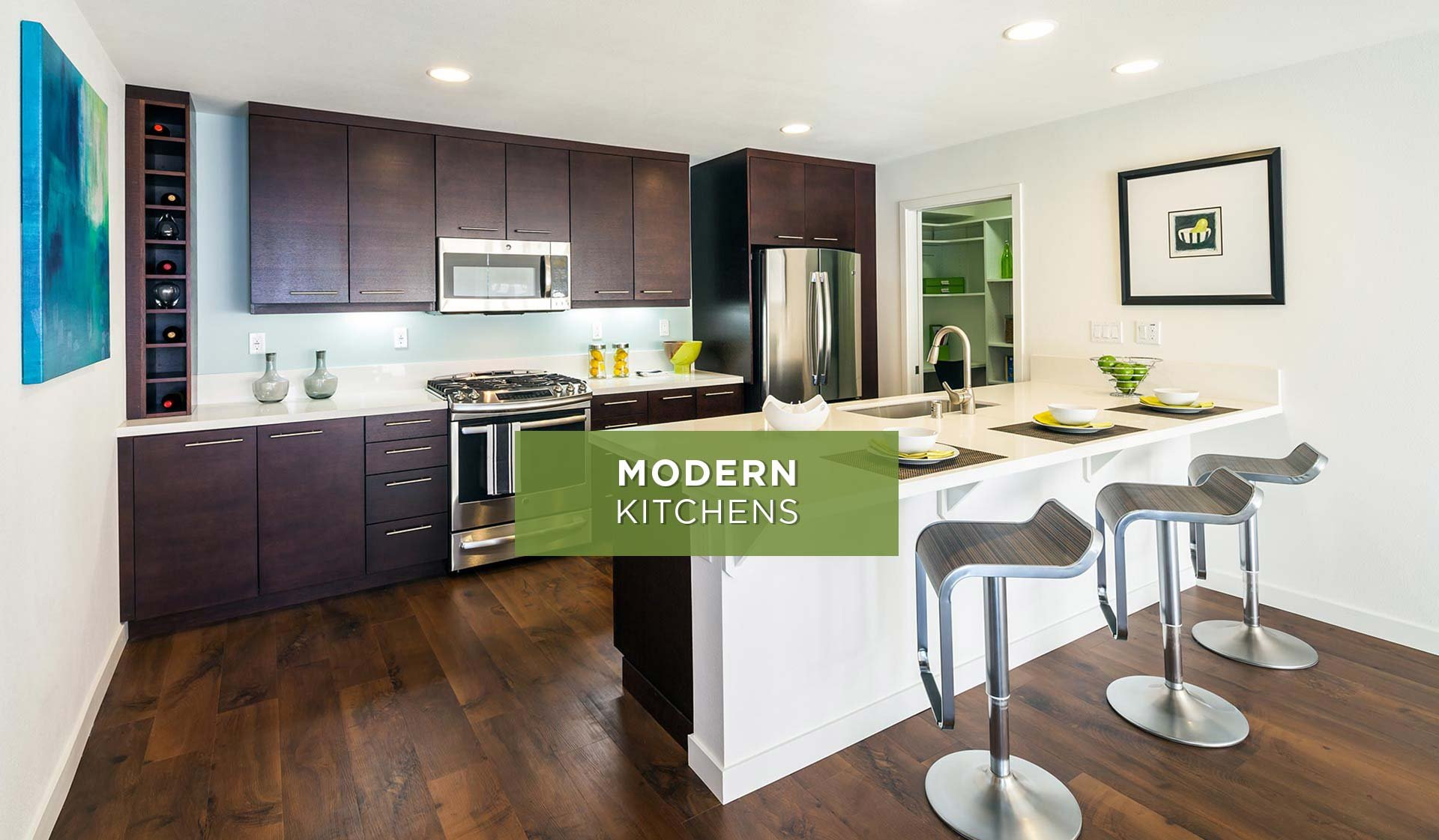Preserve at Marin Apartment Homes - Kitchen - Corte Madera, CA