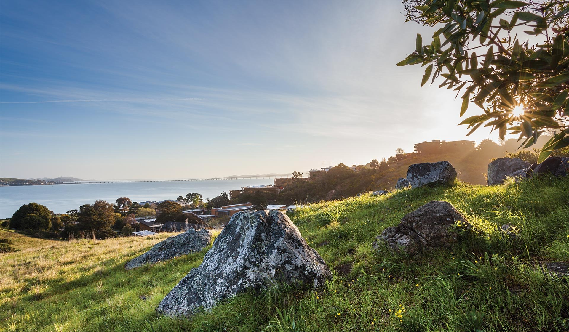 Preserve at Marin Apartment Homes - Corte Madera, CA - Ring Mountain Open Space