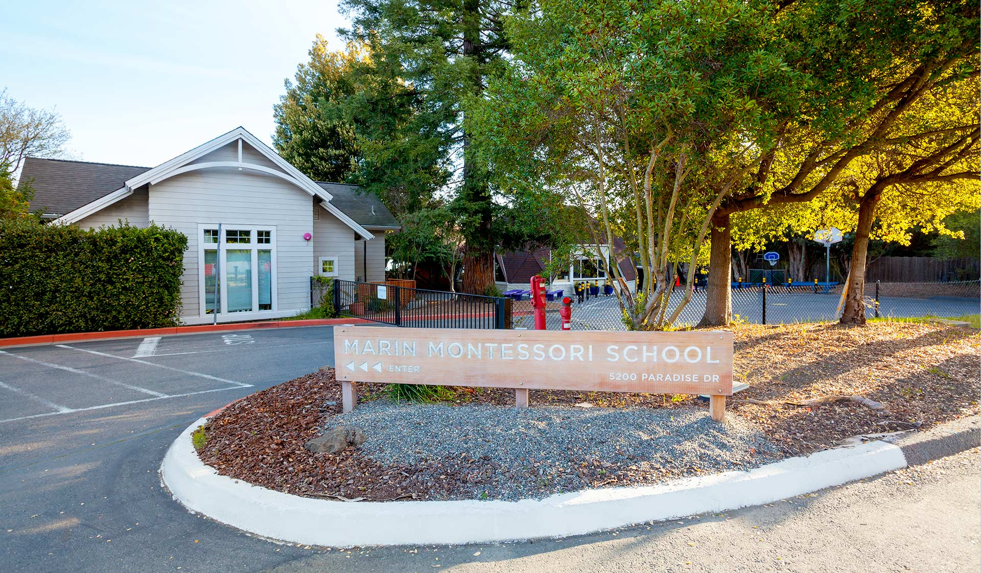 Preserve at Marin Apartment Homes - Corte Madera, CA - Marin Country Day School