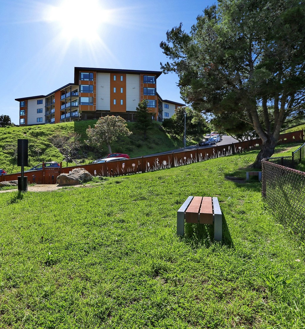 Preserve at Marin Apartment Homes - Corte Madera, CA - Dog Park